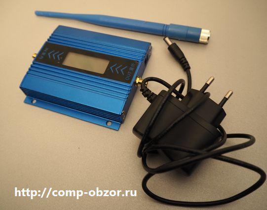 Как собрать простейший усилитель сотовой связи своими руками 97
