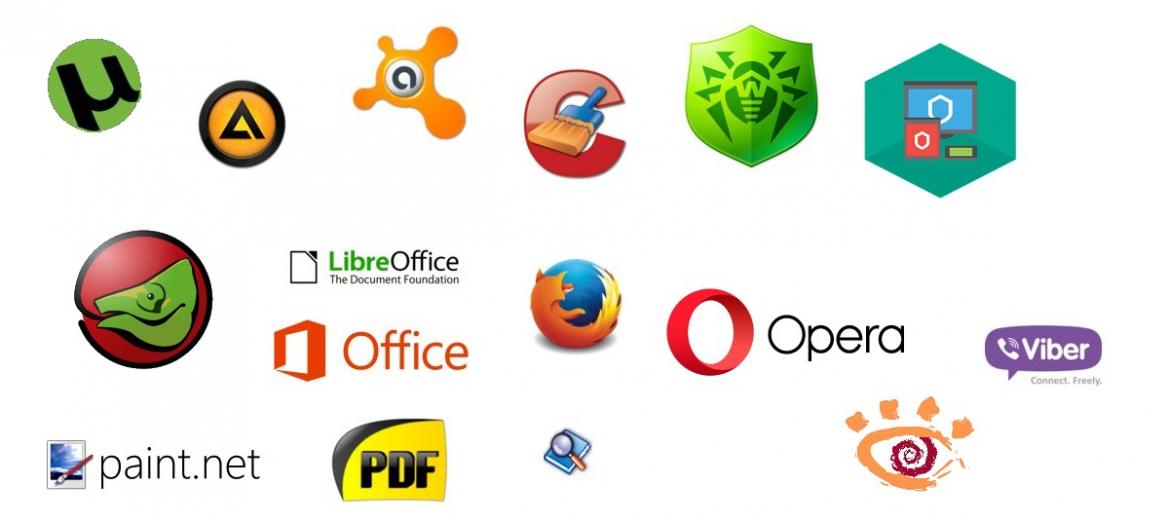 Обзор программного обеспечения